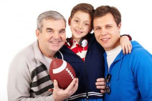 Youth sport parents