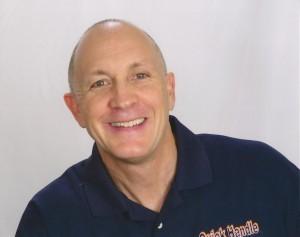 Basketball Coach Wayne Mendezona