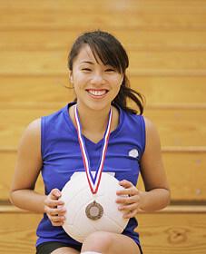 Volleyball champion
