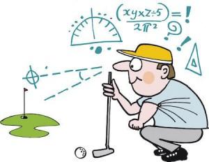 Golf thinking