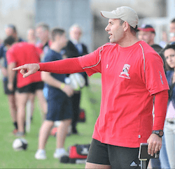 Damian Neill rugby coach