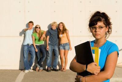 embarrassment for teens